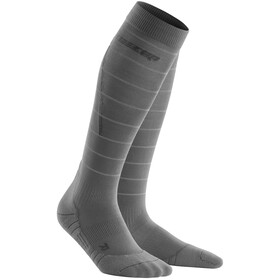 cep Reflective Socks Men, grijs